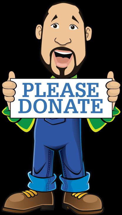 Donate Chargie Emoji