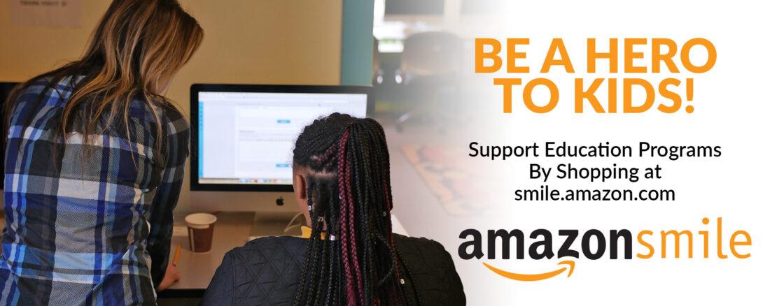 Amazon Smile Slider Image